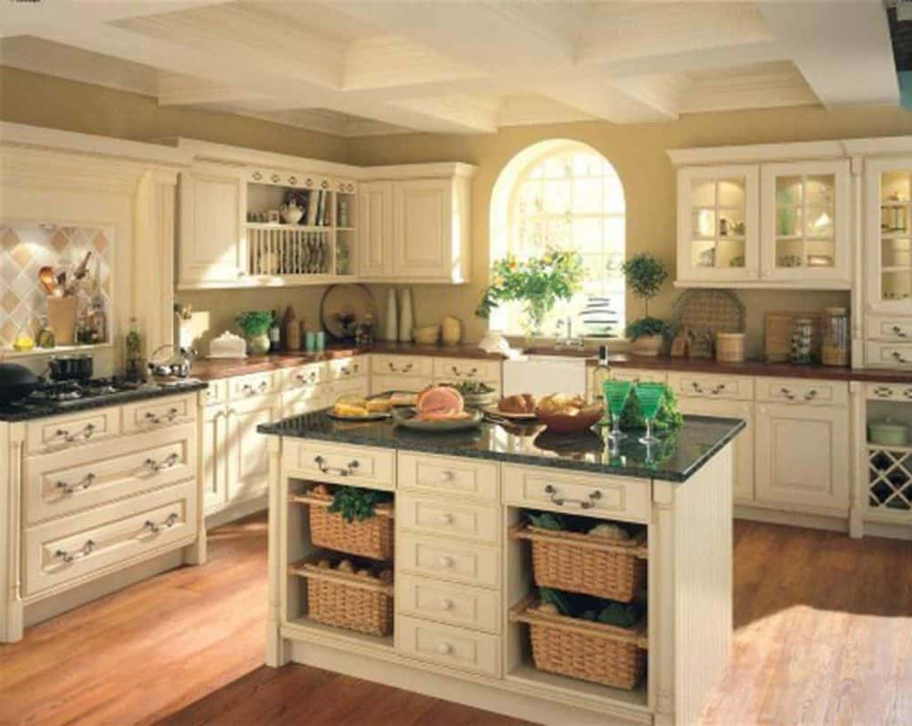 Pay attention to what you cannot change like the color of the countertops, flooring etc.