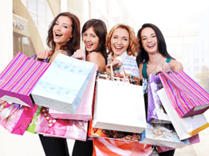 Shopping-Events